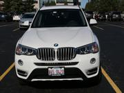 Bmw X3 9010 miles BMW X3 xDrive28i Sport Utility 4-Door